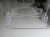 Buy simple acrylic swings, available in all the sizes as per your requirement at leading swing manufacturers, Minesh Engineering Corporation. Porch Swings, Indian Home Decor, Mumbai, Simple, Bombay Cat, Front Porch Swings