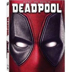 Deadpool (Blu-ray + DVD + Digital HD) (Widescreen)
