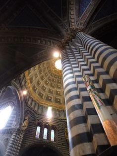 """""""Cattedrale""""(Duomo), Siena Italia (Marzo)"""