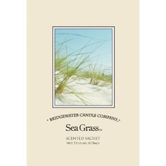 Bridgewater Candle Geurzakje Sea Grass
