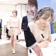160923 Taeyeon - 'Samdasoo' Fansign Event at COEX Live Plaza
