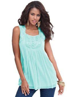 Denim 24/7 Women's Plus Size Angel Chiffon Camisole (Pretty Aqua,32 W) Denim 24/7,http://www.amazon.com/dp/B006R8BAI0/ref=cm_sw_r_pi_dp_KsZxrbBDFD9349B3