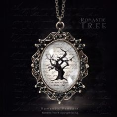 Romantic Tree - wiktoriański