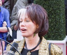 Arlene Dickinson at  the 2010 Canada's Walk of Fame event