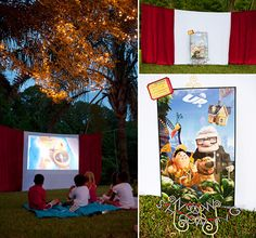 REAL PARTIES: UP-Themed Birthday Party // Hostess with the Mostess®