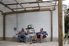 Build a carport plans Building an attached carport with Extreme How To Attached to an existing building such as a For a step by step look at the carport