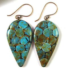 Polymer Clay Earrings  Fabulous Faux Collection by DivaDesignsInc, $30.00