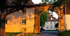 - Burg Staufeneck -