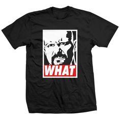 Steve Austin- What? T-shirt