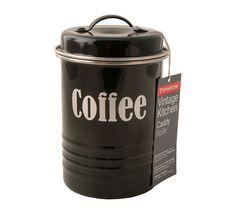 POTE CAFE VINTAGE TYPHOON PRETO 19CM- 99,90
