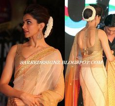 sleeveless saree blouse - Google Search