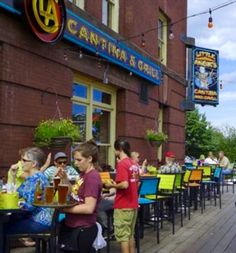 Little Angie's Cantina, Canal Park