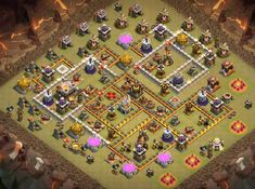 Best War Base Designs With **Links** Which are Anti Bowler, EDragons that can withstand competitive opponets attacks from anti 2 and 3 stars. Coc Clash Of Clans, Clash Of Clans Game, Clsh Of Clans, Tubelight Movie, Clash Of Clans Android, Clan Castle, Trophy Base, Clan Games, Avatar Images