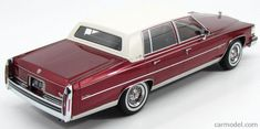 Cadillac Fleetwood 1:24 scale