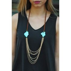 All Mixed Up Necklace