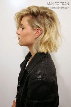 new hair