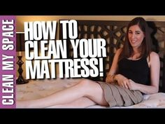 Dance Tips - Video : How to Clean A Mattress! (Clean My Space) - Virtual Fitness Household Cleaning Tips, House Cleaning Tips, Cleaning Hacks, Handy Gadgets, Clean My Space, Mattress Cleaning, Clean Mattress, Bedroom Cleaning, Body Fluid