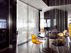 CURTAINS - Original and precious metal mesh for sliding panels, drape curtains and roller.(More info: http://m.ttmrossi.it) #Design #InteriorDesign #TTMRossi #Project #MetalDesign #Interior #IdeaDesign #Idea #Inspiration #Product #MetalMesh