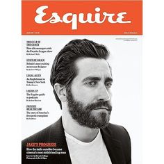 @ukesquire on sale now  How Jake Gyllenhaal became cinema's most stylish leading man. The April 2017 issue. Photography @davidslijper styling @jeanneyangstyle wearing @armani | new film @lifemovieofficial out this Friday #esquire #JakeGyllenhaal #April #SS17 #life . . . . . . . thanks to @alexbilmes @tommacklinstudio @tommacklin @nmillingt0n @hennymanley @sonypicturesuk @marabuxbaum