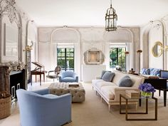 Bruce Budd Redecorates Houston Mansion