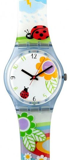 Swatch Watches - with Swatch Guards