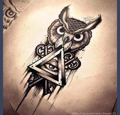 A great tattoo idea!