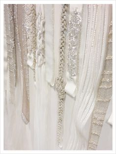Pronovias 2014 Sashes and bejewelled belts