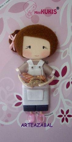 Fotógrafa Pastelera. Cocinera. Panadera. miniKUKIS.