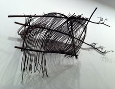 Contemporary Basketry: Wall Works by Mary Butcher