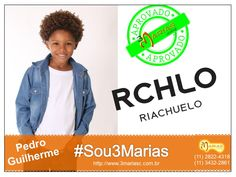 Pedro Guilherme para Riachuelo - Dia das Crianças - Foto