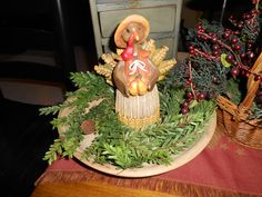 Fall decorations can be purchased and shipped from The Old Mercantile in Clarksville Tn.  call931-552-0910.  Like and Follow.