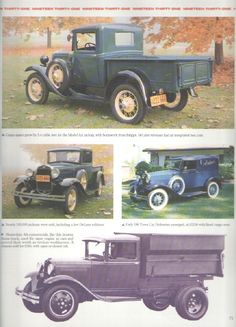 1931 Ford Model A Article - Must See!! AA Pickup Truck, DeLuxe Coupe, etc | eBay Motors, Parts & Accessories, Vintage Car & Truck Parts | eBay!