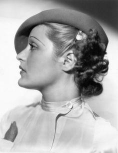 Suzanne Kaaren, possibly from 1935's Women Must Dress