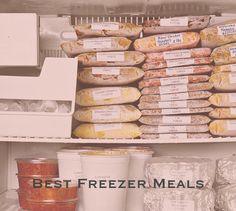Best freezer meals