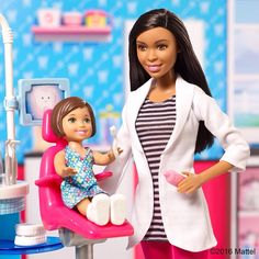 """🌸Pinterest @lauracindysuganda🌸 - Barbie (@barbie) on Instagram: """"We're celebrating incredible, passionate women with amazing careers! Tell us about your dream job…"""""""