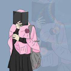 New wallpaper anime girl posts Ideas Cartoon Girl Images, Love Cartoon Couple, Girl Cartoon, Cartoon Art, Tmblr Girl, Islamic Wallpaper Hd, Hijab Drawing, Islamic Cartoon, Hijab Cartoon
