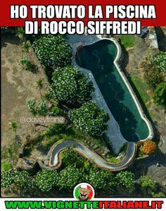 Ho trovato la piscina di Rocco Siffredi :D (www.VignetteItaliane.it)
