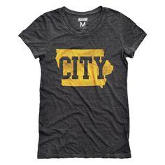 Iowa City. '...nuf said'!