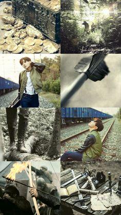 vaporwave bts Taesthetically Pleasing - vaporwave Namjoon, Seokjin, Taehyung, Yoongi, Jung Hoseok, Rapper, Jimin, Aesthetic Lockscreens, Bts Backgrounds