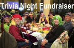 How To Raise Funds With A Trivia Night Fundraiser - More fun fundraiser ideas: www.FundraiserHelp.com/fundraising-ideas/