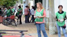 Se descompusieron cuatro trabajadoras de la Cocina Centralizada y desató una protesta