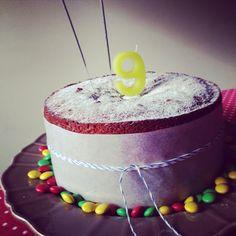V Bday Cake