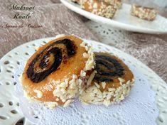 makrout laasel, makrout roulé frit - Amour de cuisine
