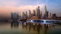The Lion City II - Majulah - Singapore time-lapse