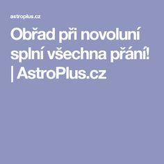Obřad při novoluní splní všechna přání! | AstroPlus.cz