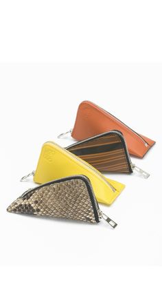 LOEWE gift collection 2014.  Small Z-Purses. Shop now in loewe.com Click on the image for further info.