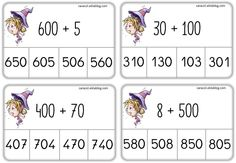NOUVEAU cartes auto-correctives en maths - Caracolus