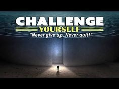 Motivational Speeches, Motivational Videos, You Never, Never Give Up, Places To Visit, Challenges, Music, Youtube, Musica