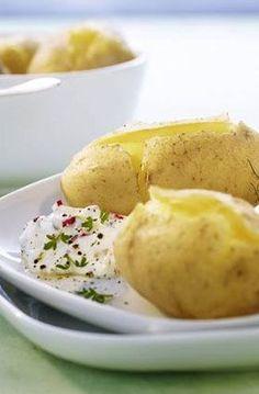 Kartoffeln mit Gemüse-Quark: www.gofeminin.de/...