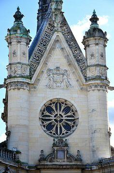 Château de Chantilly - - La Chapelle